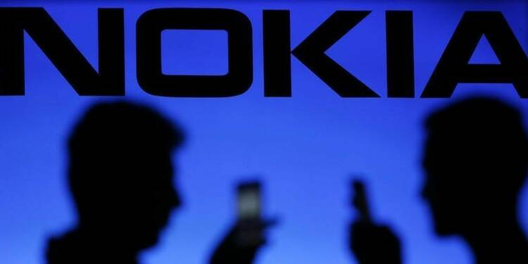 Nokia relève les prévisions de sa division réseaux