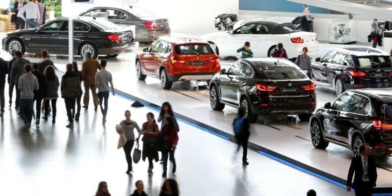 BMW plus prudent pour ses prévisions de bénéfice 2015