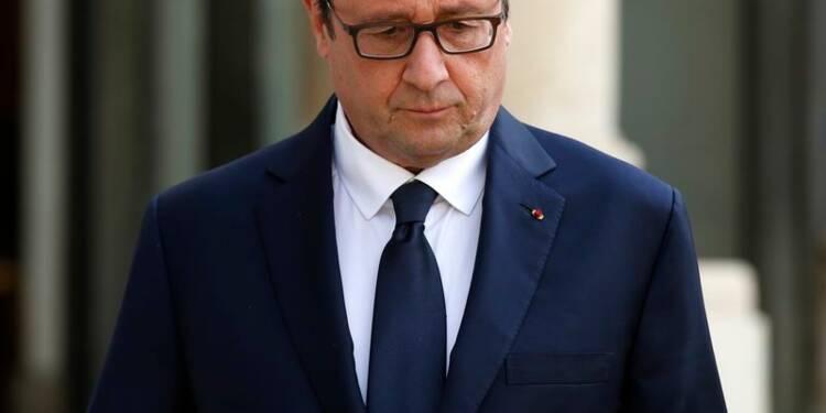 François Hollande pris en tenaille sur les déficits