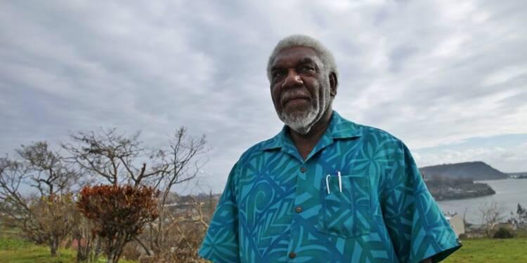 Climat: le Vanuatu veut des engagements contraignants à Paris