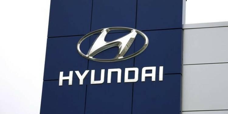 Hyundai-Kia prévoit en 2015 une croissance ralentie des ventes