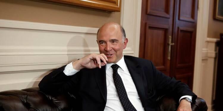 Moscovici à l'Investissement, un scénario attirant pour Paris