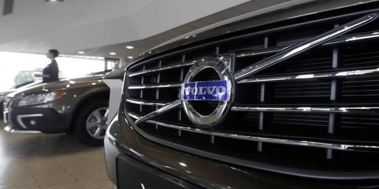 Volvo se lance dans la vente sur internet