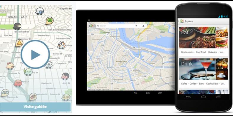 Applications Waze ou Google Maps : le test de notre jury