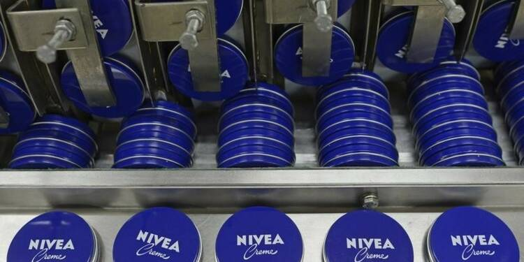 Beiersdorf, le propriétaire de Nivea, fait mieux que prévu