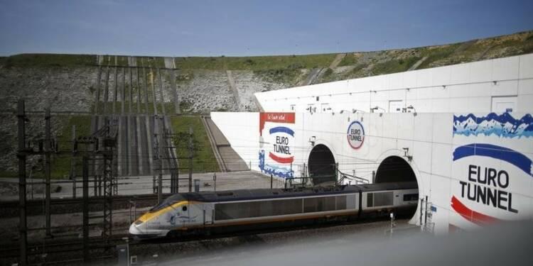 Eurotunnel enregistre une hausse de 7% de l'activité