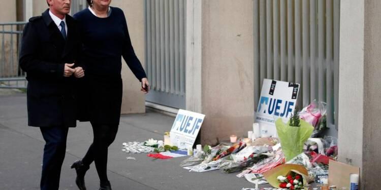 """Valls fait de la lutte contre """"l'islamo-fascisme"""" une clé de 2017"""