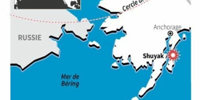 Les restes d'un Français porté disparu identifiés en Alaska