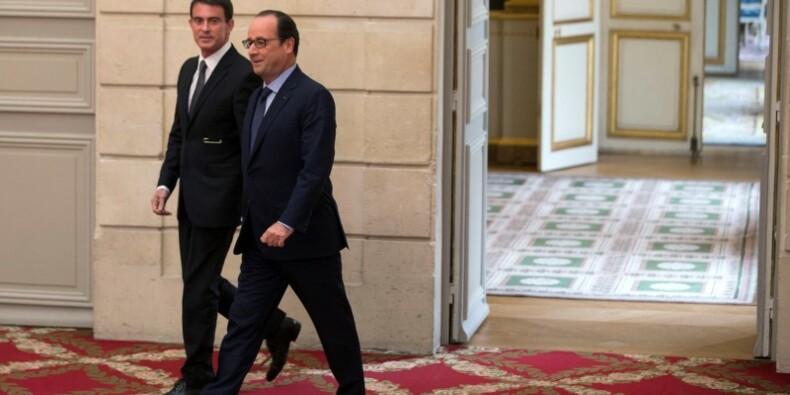 Valls voit dans Hollande un candidat naturel pour 2017