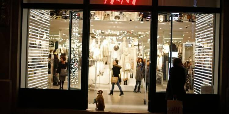 Le CA de H&M progresse de 10% en novembre