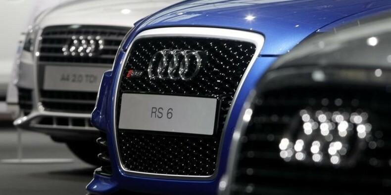 Audi pense vendre bien plus que 1,6 million de voitures en 2014
