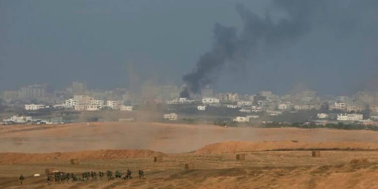 Trêve humanitaire partielle de l'armée israélienne dans Gaza