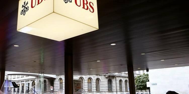 L'appel d'UBS contre sa caution examiné le 8 septembre à Paris