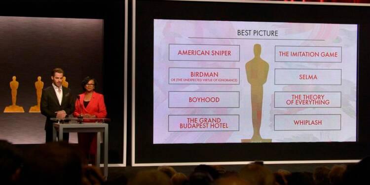 Oscars: Birdman, Grand Budapest Hotel et Cotillard en vedette