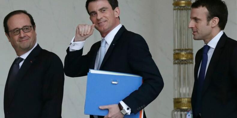 Hollande demande au gouvernement de poursuivre les réformes