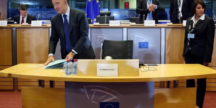Pas de traitement de faveur pour Paris, assure Pierre Moscovici