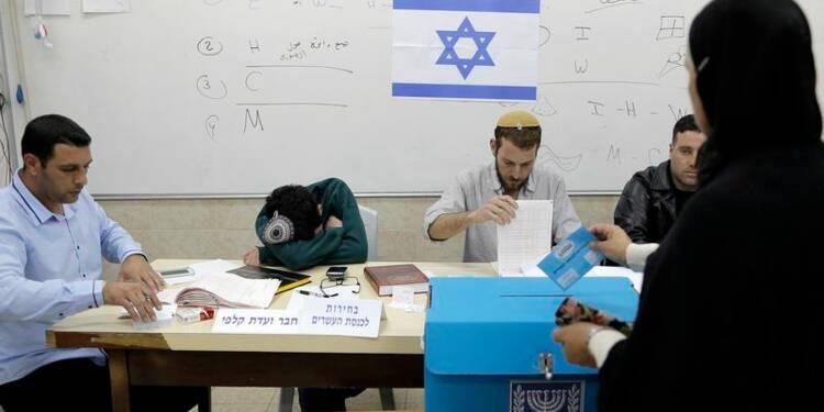 L'Union sioniste et le Likoud donnés à égalité en Israël