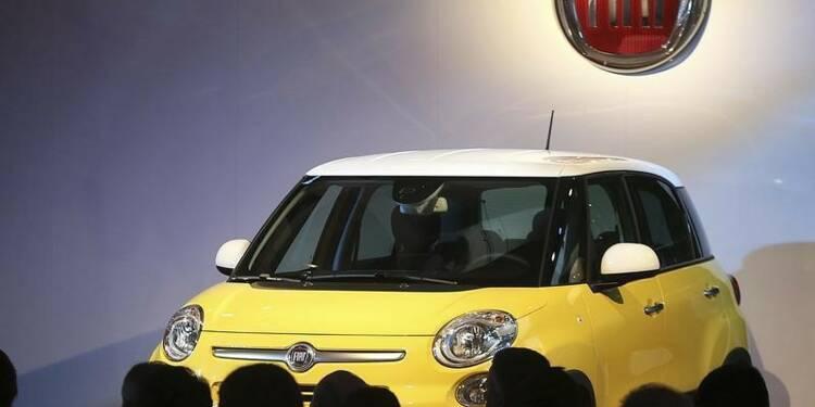 Fiat plombé en Bourse par des doutes sur sa fusion avec Chrysler