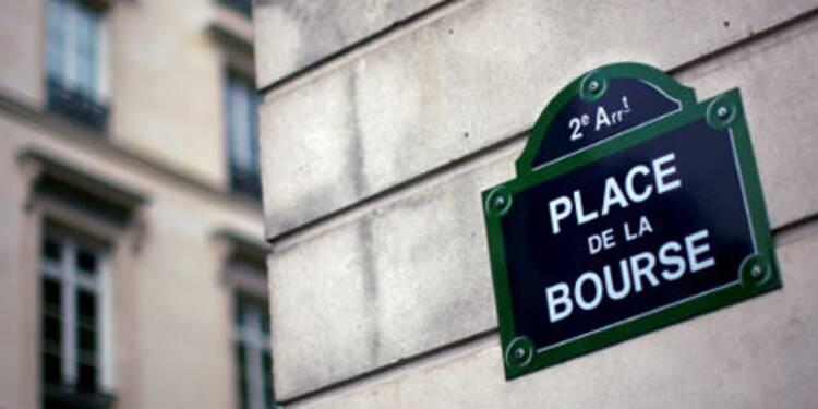 La Bourse de Paris poursuit sa chute, les bancaires plongent