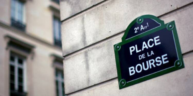 Panique sur les valeurs bancaires, la Bourse de Paris plonge