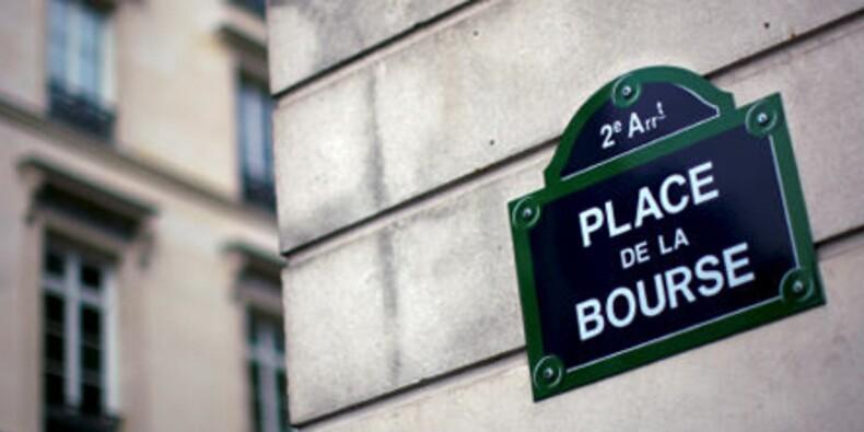 La Bourse de Paris rebondit fortement