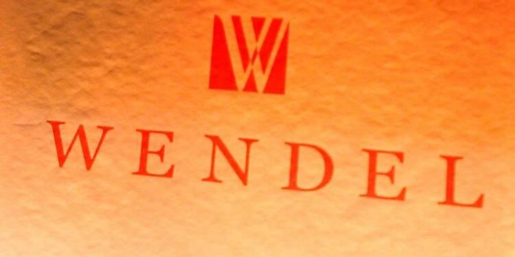 Le chiffre d'affaires de Wendel progresse de 6,4% sur 9 mois