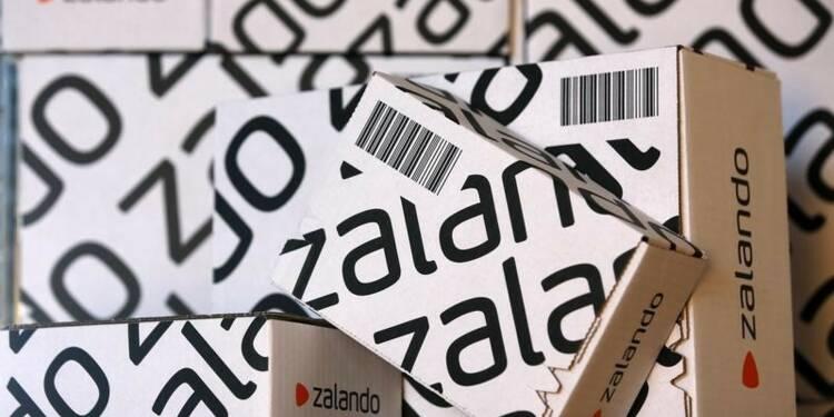 Entrée en Bourse de Zalando entre 18 à 22,50 euros par action