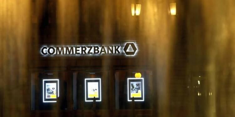 Commerzbank visée par une enquête aux Etats-Unis pour blanchiment