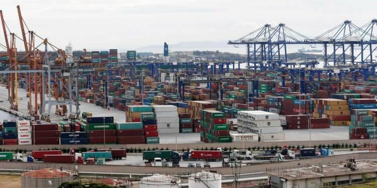 L'économie grecque s'est contractée de 0,2% au 4e trimestre