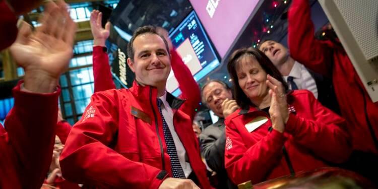 Lending Club flambe à Wall Street pour sa 1ère cotation