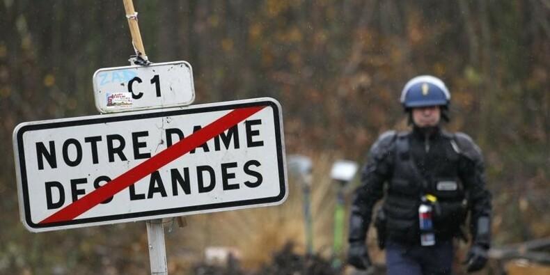 Hollande veut construire Notre-Dame des Landes après les recours