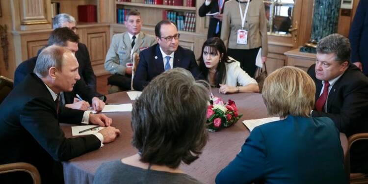 Accord gazier en vue entre Moscou et Kiev, espoir d'une avancée