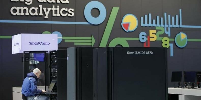 IBM bat le consensus grâce au big data et au cloud