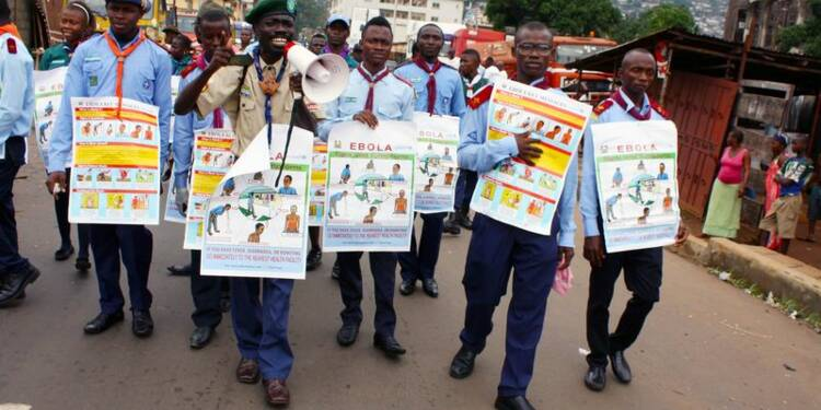 Air France suspend ses vols Paris-Freetown en raison d'Ebola