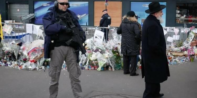 Gardes à vue dans l'enquête sur les attentats de janvier