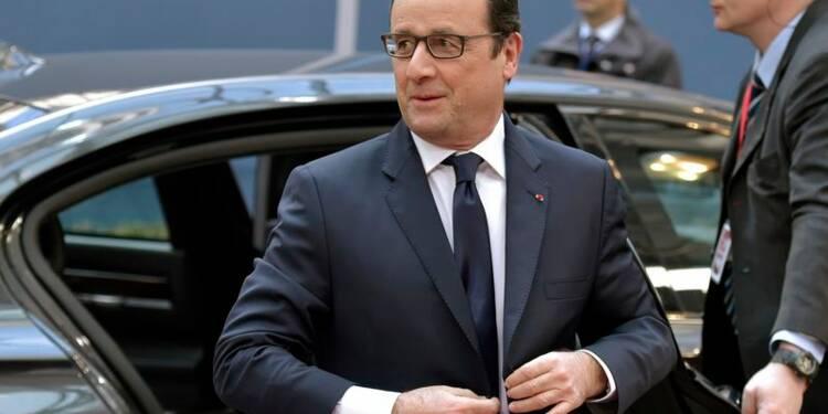 L'accord sur l'Ukraine ne garantit pas la paix, déclare Hollande