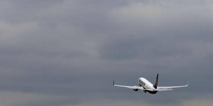 Ryanair relève son objectif après un solide 1er trimestre
