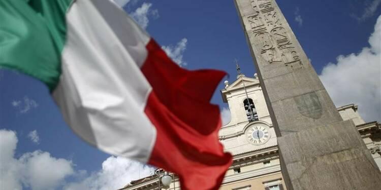 Le PIB italien stagne au 4e trimestre