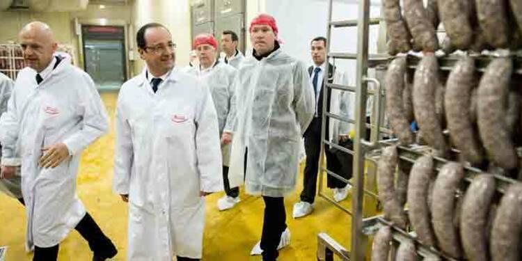 François Hollande est-il vraiment l'ami des entreprises ?
