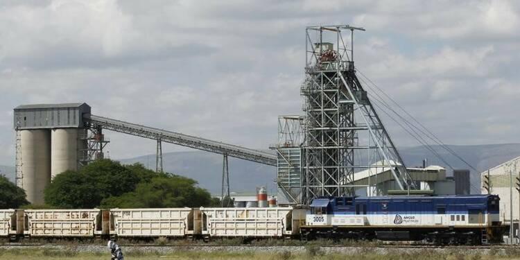 Anglo American va céder des mines de platine en Afrique du Sud