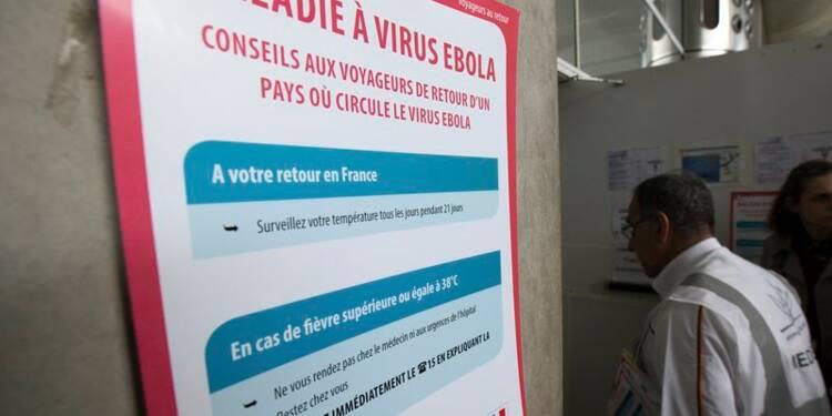 Ebola: des syndicats d'Air France refusent la desserte de Conakry