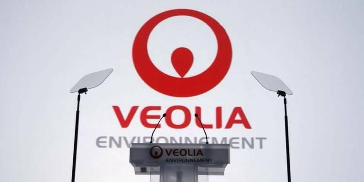 L'activité de Veolia s'améliore avec les contrats industriels