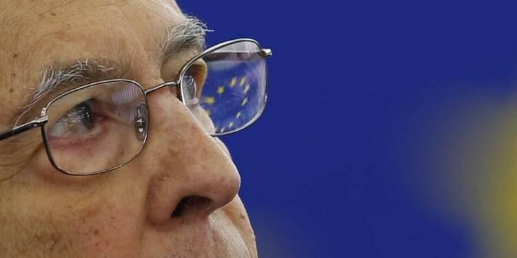 Le président Giorgio Napolitano témoin à un procès de la mafia