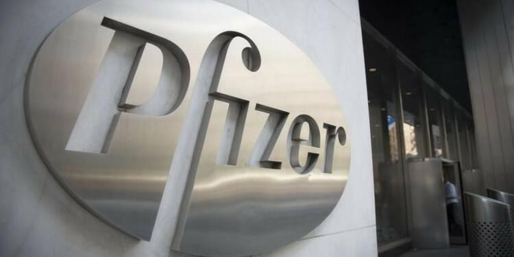 Pfizer maintient le flou autour d'AstraZeneca