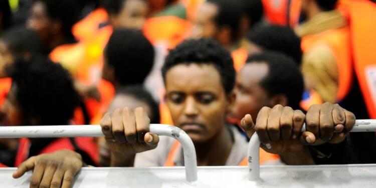 Près de 100.000 migrants ont franchi la Méditerranée en six mois