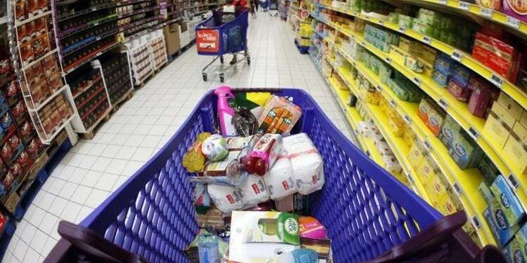 L'inflation en France au plus bas depuis cinq ans