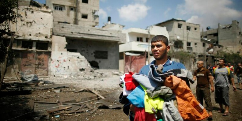 Le bilan s'alourdit encore à Gaza, plus de 70 morts