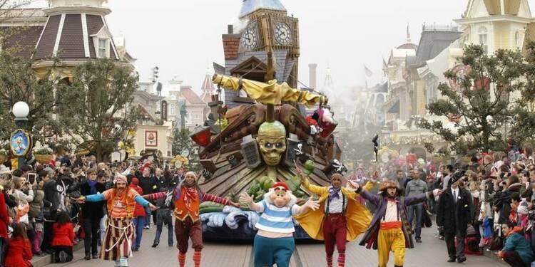 Disney vient au secours d'Euro Disney, massivement recapitalisé