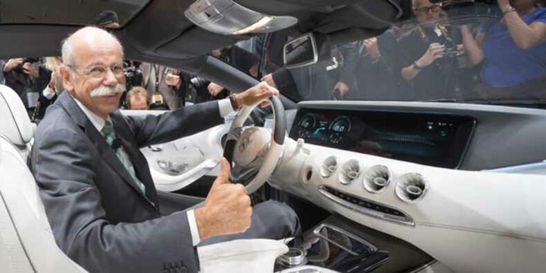 Qu'auriez-vous fait à la place de Dieter Zetsche pour replacer Mercedes dans la course ?