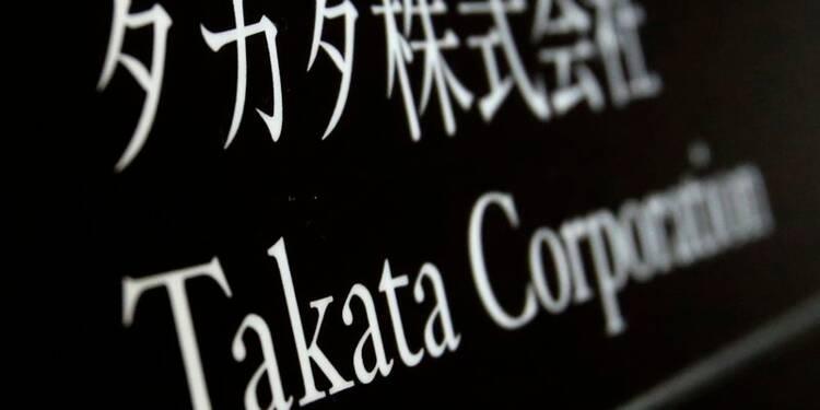 Le président de Takata écarté après les rappels d'airbags
